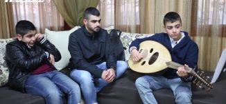 '' لما اسمع صوت العود بروق ، ولما اعزف بروق اكتر ''- فادي ظاهر- الحلقة 7- شبابيك الموسم الثاني