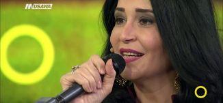 غناء ترنيمة سيدر زيتون،صباحنا غير،23-12-2018،قناة مساواة الفضائية