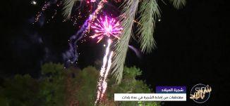 #هاش_تاج - اضائة شجرة عيد الميلاد -17-12-2015- شو بالبلد - قناة مساواة الفضائيةMusawaChannel