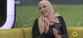 الناصرة بعيون فنانيها،زياد الظاهر،جانيت بشارة،اسيا صالح،صباحنا غير،11-12-2018- مساواة