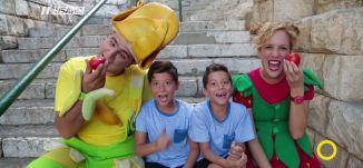 محبوبا الاطفال  توأم من حيفا - عفو وعدي خوري - صباحنا غير- 27-6-2017 - قناة مساواة الفضائية