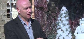 تقرير-نبيل توتري- مسيرة الميلاد التقليدية  - صباحنا غير- 23-12-2015- قناة مساواة الفضائية