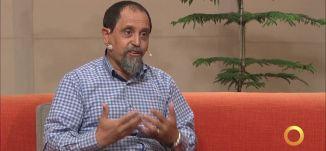 محمد منادرة - رحيل الكاتب والمخرج رياض مصاروة - #صباحنا_غير-20-6-2016- قناة مساواة الفضائية