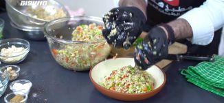 موسم الفريكة ... من الاطباق التراثية الرمضانية،جولة رمضانية،الحلقة 18،قناة مساواة