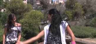 سجود محاجنة - زومبا -25-9-2015- قناة مساواة الفضائية -صباحنا غير - Musawa Channel