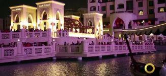 تقرير - إضاءة برج خليفة باللون الزهري -18-10-2016-  #صباحنا_غير - قناة مساواة الفضائية