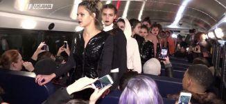 تقرير - عرض أزياء ، في حافلة مدرسية في نيويورك - صباحنا غير- 24-3-2017 - مساواة