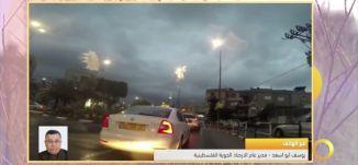توقعات المنخفض الجوي في البلاد - يوسف ابو اسعد - #صباحنا_غير- 29-11-2016- مساواة