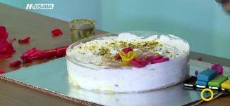 كعكة الجبنة الباردة ،عفاف ابراهيم - صباحنا غير-  14.2.2018 - قناة مساواة الفضائية
