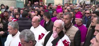 تقرير - ذروة العيد ... المُدبر الرسولي يحتفل مع الناس - 25-12-2016- #صباحنا_غير- مساواة