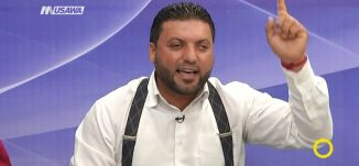 موال زجل اكثر من رائع للفنان غسان محمد ،صباحنا غير،4-7-2018 ،قناة مساواة