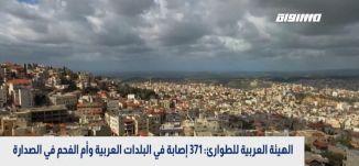 المزيد من الإصابات بكورونا بين العرب،الكاملة،بانوراما مساواة ،13.04.2020،قناة مساواة