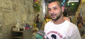 جولة في مدينة القدس و مبادرة تزيين المدينة في رمضان ،جولة رمضانية،2019،قناة مساواة