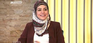 فعالية تهدف لأهمية أن نعبر باللغة العربية في واقع التداخل اللغوي بمجتمعنا،نعيم متاني، لنا تكروري 4-2