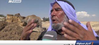 تقرير : النقب: الدوريات الخضراء تصادر رؤوس إبل، اخبار مساواة، 9-11-2018-مساواة