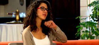 """أسماء عزايزة - ديوان """"كما ولدتني اللديّة"""" - #صباحنا_غير-25-11-2015- قناة مساواة الفضائية"""