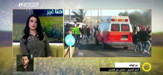 '' اليمين الإسرائيلي يطالب أن يكون هنالك دخول حر داخل المسجد الاقصى''أحمد البديري،صباحناغير،10.12.17