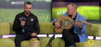 قل للمليحة في الخمار الأسود - محمد ابو ورد أسدي - صباحنا غير- 9.3.2018 - قناة مساواة الفضائية