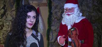 تقرير - مغارة العيد رغم الإعاقة نعمان بشارة يشيد مهد الميلاد في بيته - 24-12-2016- #تغطية_خاصة