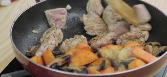 دجاج بالبطاطا الحلوة - مقطع - طعمات - قناة مساواة الفضائية - Musawa Channel