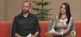 حمادة حامد و تالا خازن - مؤتمر مريم جوي - #صباحنا_غير-26-5-2016 - قناة مساواة الفضائية