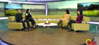 المرأة الفلسطينية....بين سندان السلطة ومطرقة المجتمع !! ريهام ابو العسل،آية زيناتي،30.1.2018