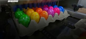 ب 60 ثانية -  ألمانيا: مزرعة دواجن تلون 16 ألف بيضة في الساعة استعدادا لعيد القيامة 19-4