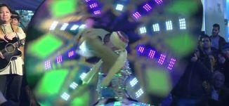 موسيقيون يسعدون المصريين في مهرجان لفنون الشارع  -view finder-16-2-2018 - قناة مساواة