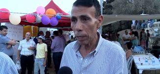 الوفد المقدسي في خيمة الاعتصام -16-9-2015- قناة مساواة الفضائية -صباحنا غير - Musawa Channel