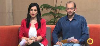محمد علي طه و نبيه القاسم - الأدب الفلسطيني بشكل عام - #صباحنا_غير-9-5-2016- مساواة الفضائية