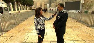 أجواء من ساحة المهد التحضيرات الأمنية مداخلة المقدم حقوقي علاء الشلبي - 24-12- #تغطية_خاصة - مساواة