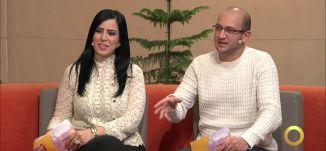 محمد عثامنه - كمال الأجسام - #صباحنا_غير- 28-3-2016- قناة مساواة الفضائية - Musawa Channel