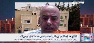 تسجيل 18 إصابة بفيروس كورونا في قرية حورة في النقب،أحمد الشيخ،بانوراما مساواة،26.04.2020