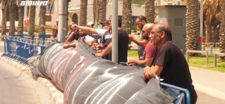 مقبرة الاسعاف احتجاجات وصلوات ،مراسلون.15.06.2020.قناة مساواة