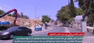 مدارس القدس تعاني من سبب نقص في التمويل -view finder - 13-7-2017 - قناة مساواة الفضائية