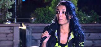 سجود محاجنة - رياضة الزومبا - رمضان show بالبلد -28-6-2015 - قناة مساواة الفضائية