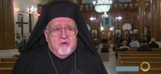 تقرير -كنيسة الروم الكاثوليك في يافا تستعد لإحياء ذكرى ميلاد السيد المسيح - 19-12-2016- #صباحنا_غير