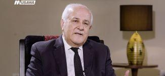 رغبة ومصلحة إسرائيل في إبقاء الانقسام الفلسطيني قائمًا،د. رياض منصور، حوارالساعة،17-8-2018