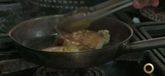 فقرة المطبخ - باذنجان بعجينة  الفيلو - #صباحنا_غير- 5-10-2016- قناة مساواة الفضائية