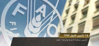 تأسيس منظمة الاغذية والزراعة الفاو - ذاكرة في التاريخ - في مثل هذا اليوم - 16- 10-2017 - قناة مساواة