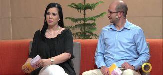 البروفيسور محمود غنايم - فعاليات اتحاد الكتاب العرب - #صباحنا_غير-1-4-2016- قناة مساواة الفضائية