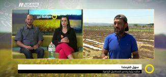 سهل كفرمندا: مكاره بيئية وتدمير المحاصيل الزراعية ،مصطفى عبد الحليم  ،صباحنا غير،6-6-2018،مساواة