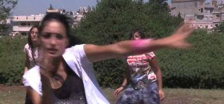 سجود محاجنة - زومبا -11-9-2015- قناة مساواة الفضائية -صباحنا غير - Musawa Channel