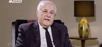 رياض منصور يتأثّر عند الحديث عن رفع علم فلسطين لأول مرة في الأمم المتحدة، حوارالساعة،17-8-2018