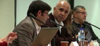 Musawachannel   مؤتمر دور فلسطيني 48 في المشروع الوطني 2  10 11 2015   قناة مساواة الفضائية