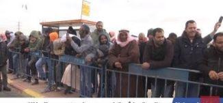 تظاهرة حاشدة في النقب احتجاجا على أوضاع قرية بئر هداج،اخبار مساواة،الكاملة،20-12-2018