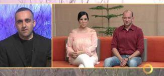 وائل عواد - فقرة اخبارية - #صباحنا_غير-8-4-2016- قناة مساواة الفضائية - Musawa Channel