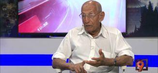 """عاد الى قطار حيفا بيسان بعد 70 عامًا؛ """"بيسان قطعة مني""""! - محمد سرحان - 18-10-16- #التاسعة - مساواة"""