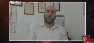 ملثمون يقتحمون مدرسة ويطلقون النار على طالب !!-عبد الهادي خروب - التاسعة  - 9.2.2018 -  مساواة