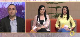 وائل عواد - فقرة اخبارية - #صباحنا_غير-14-4-2016- قناة مساواة الفضائية - Musawa Channel